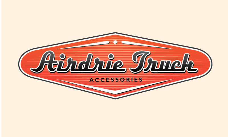 Help Airdrie Truck Accessories with a new logo