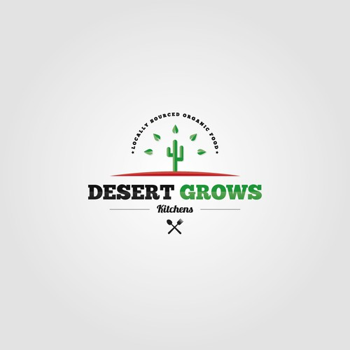 Desert Grows Kitchens