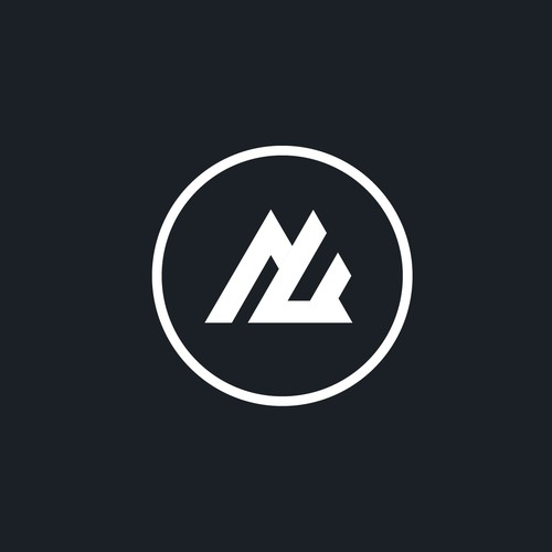 Logotype for expert in the field of marketing and entrepreneurship.
