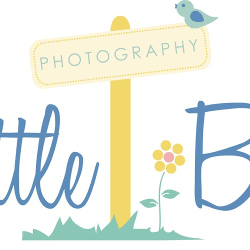 New logo wanted for Little Blessings photography
