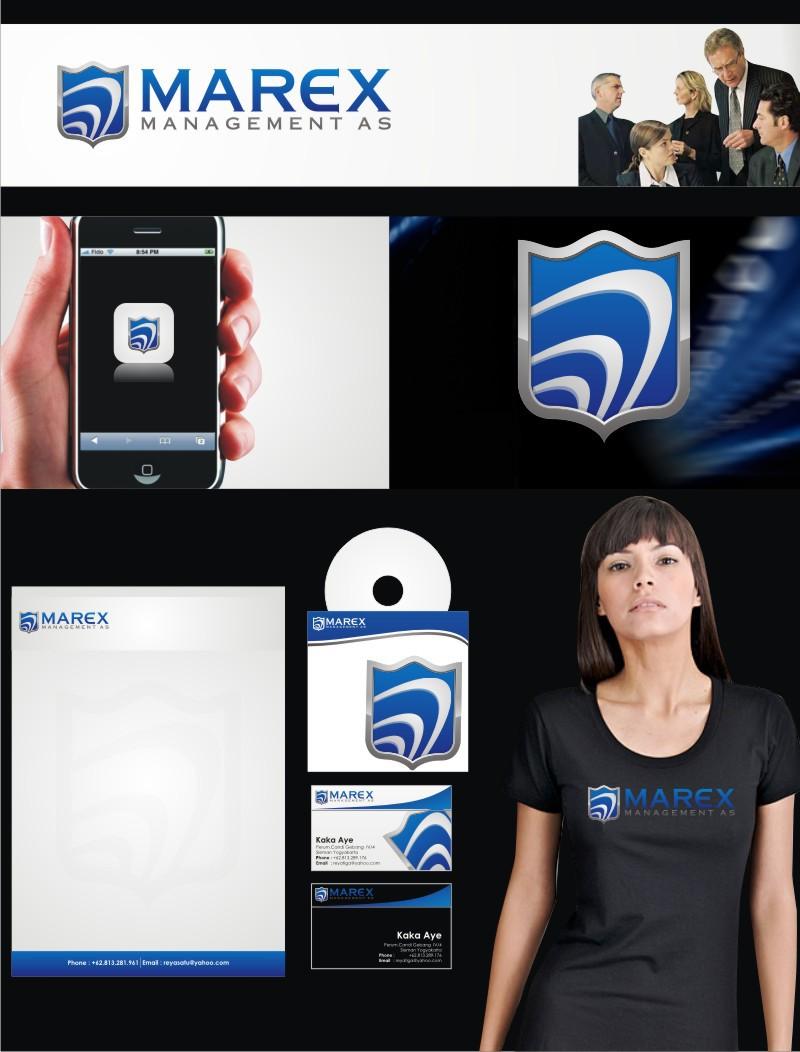 Marex Management AS needs a new logo
