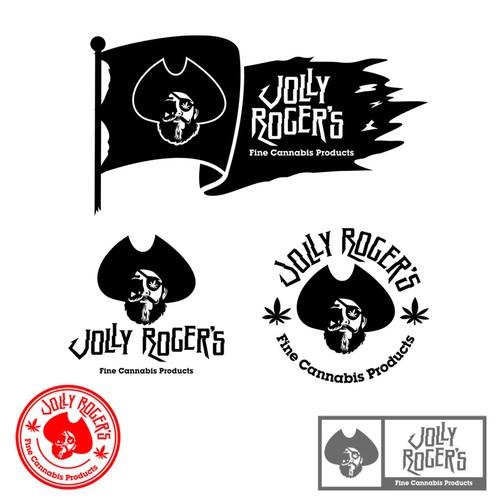 Pirate Theme Logo