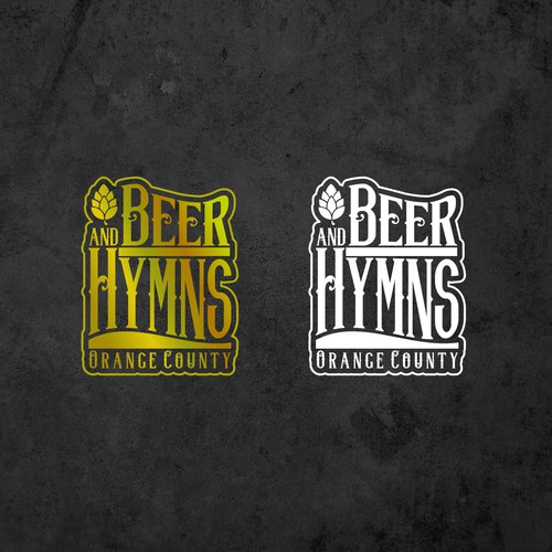 Create a fun, hip logo for a monthly brewery gathering