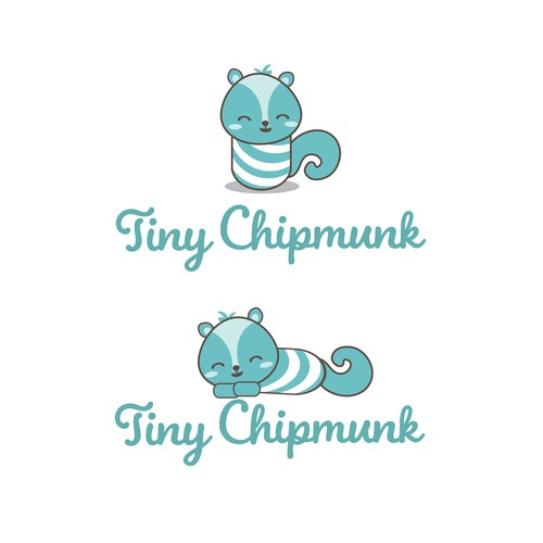 cute logo for the baby products