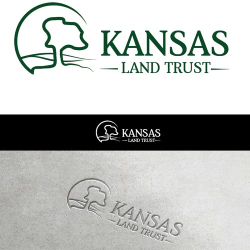 Capture our passion for the beauty of kansas land with a modern logo design for Kansas Land Trust
