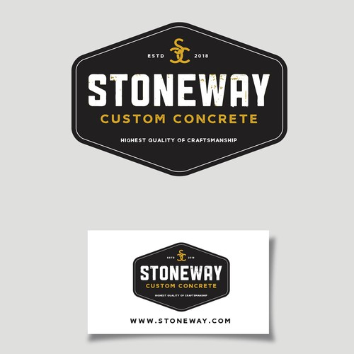 Create a logo that conveys old fashioned quality, craftsmanship and a can do attitude.