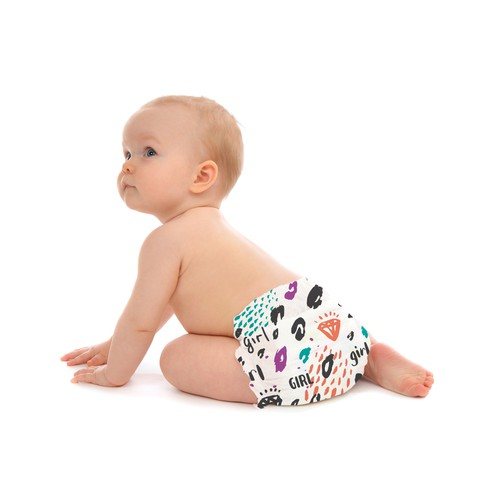 Fun baby diapers