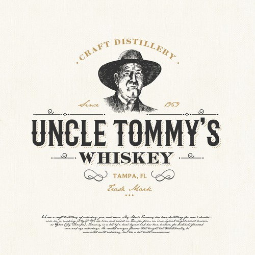 Uncle Tommy's Whiskey