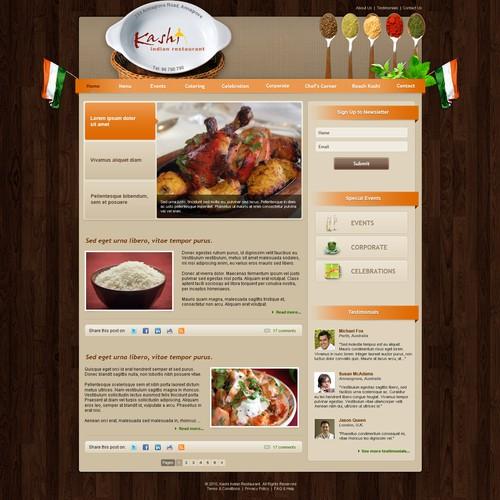 Elegant, Fresh and Inviting Restaurant Design (Enticing)