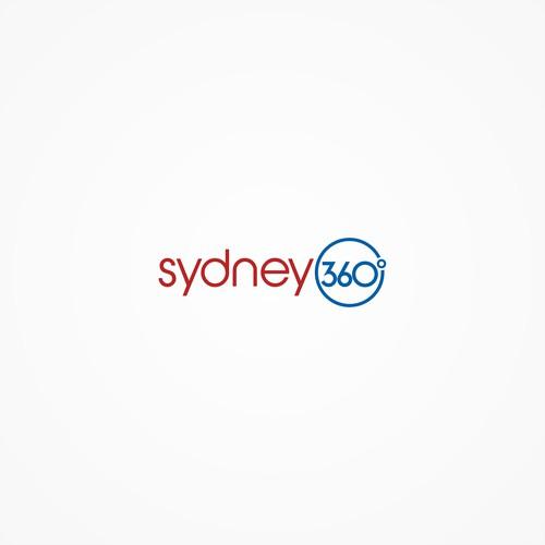 logo concept for sydney 360