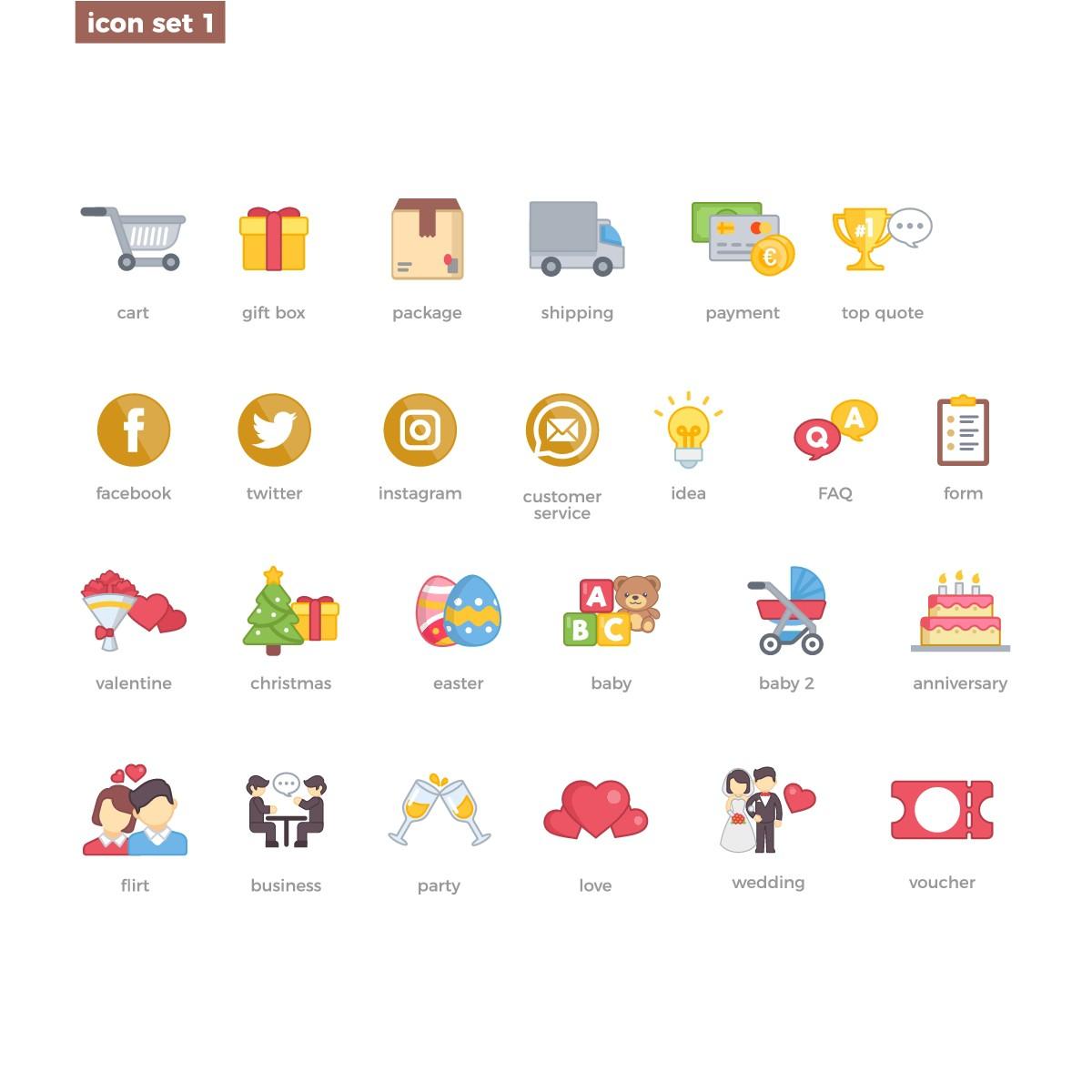 Icon website for wunschkeks