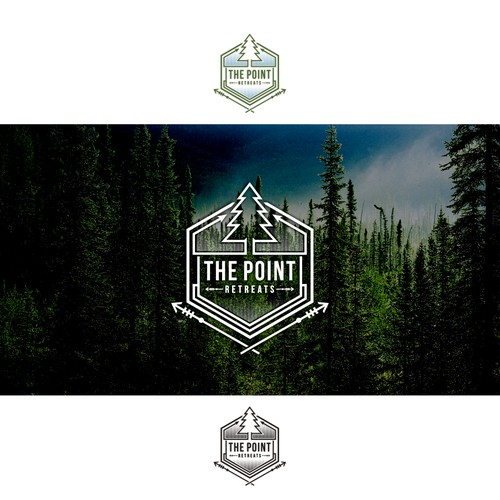 THE POINT RETREATS