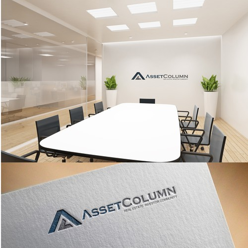 Logo Design for Asset Column