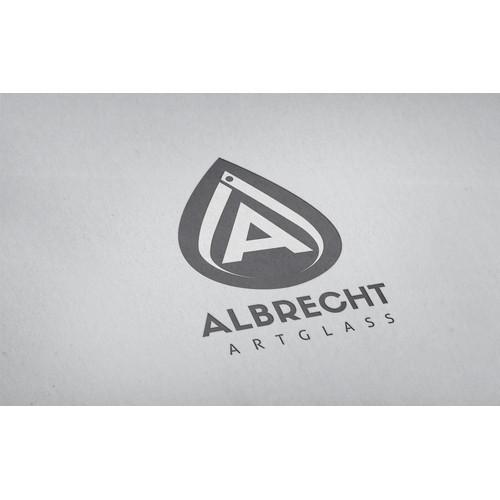 Help Albrecht Art Glass with a new logo