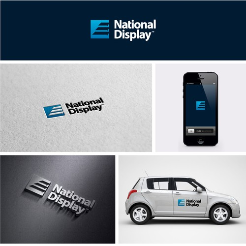 !  Creative New Logo for National Display !