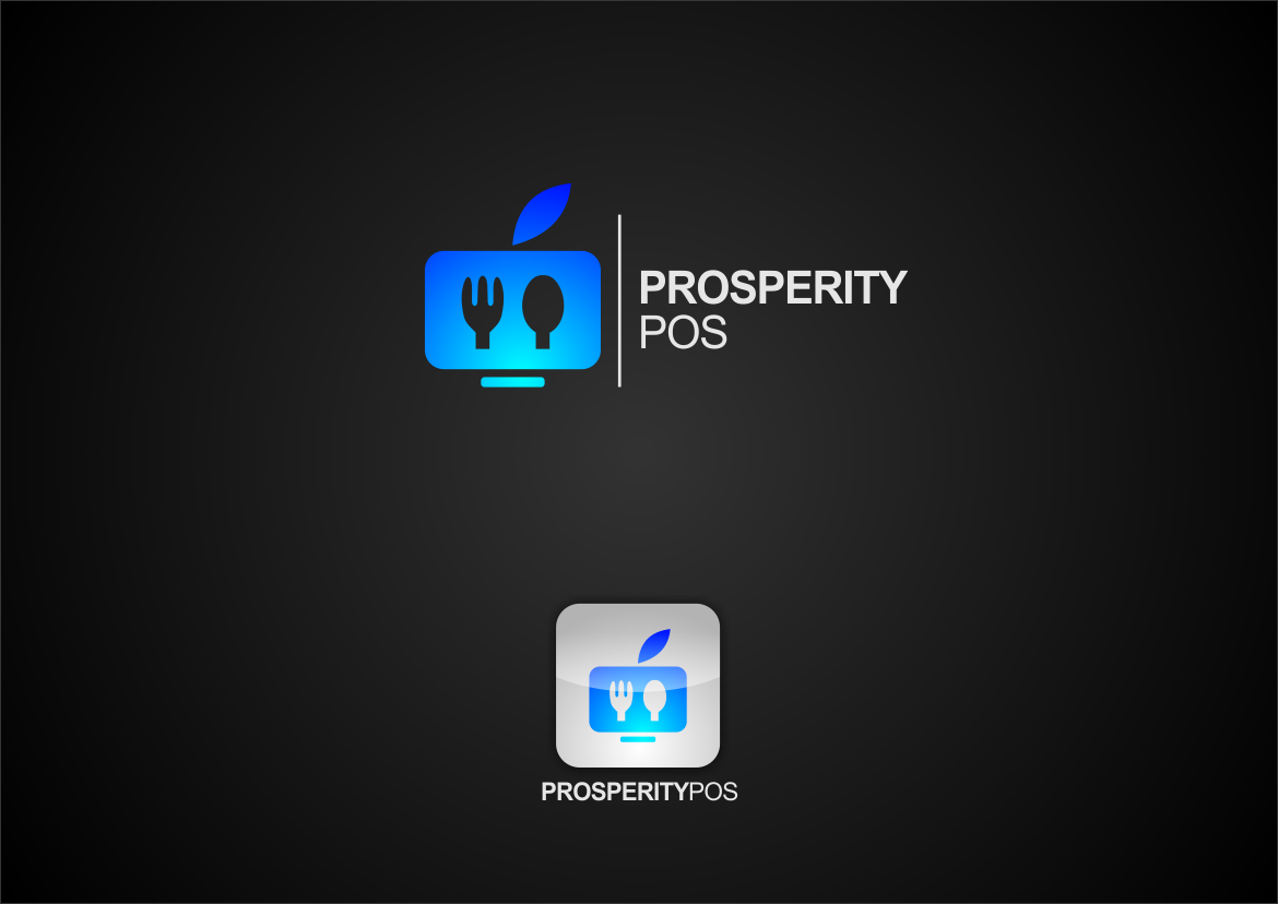 Help Prosperity POS with a new logo