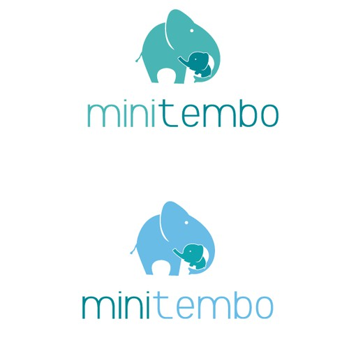 Develop an iconic logo and a business card for MiniTembo