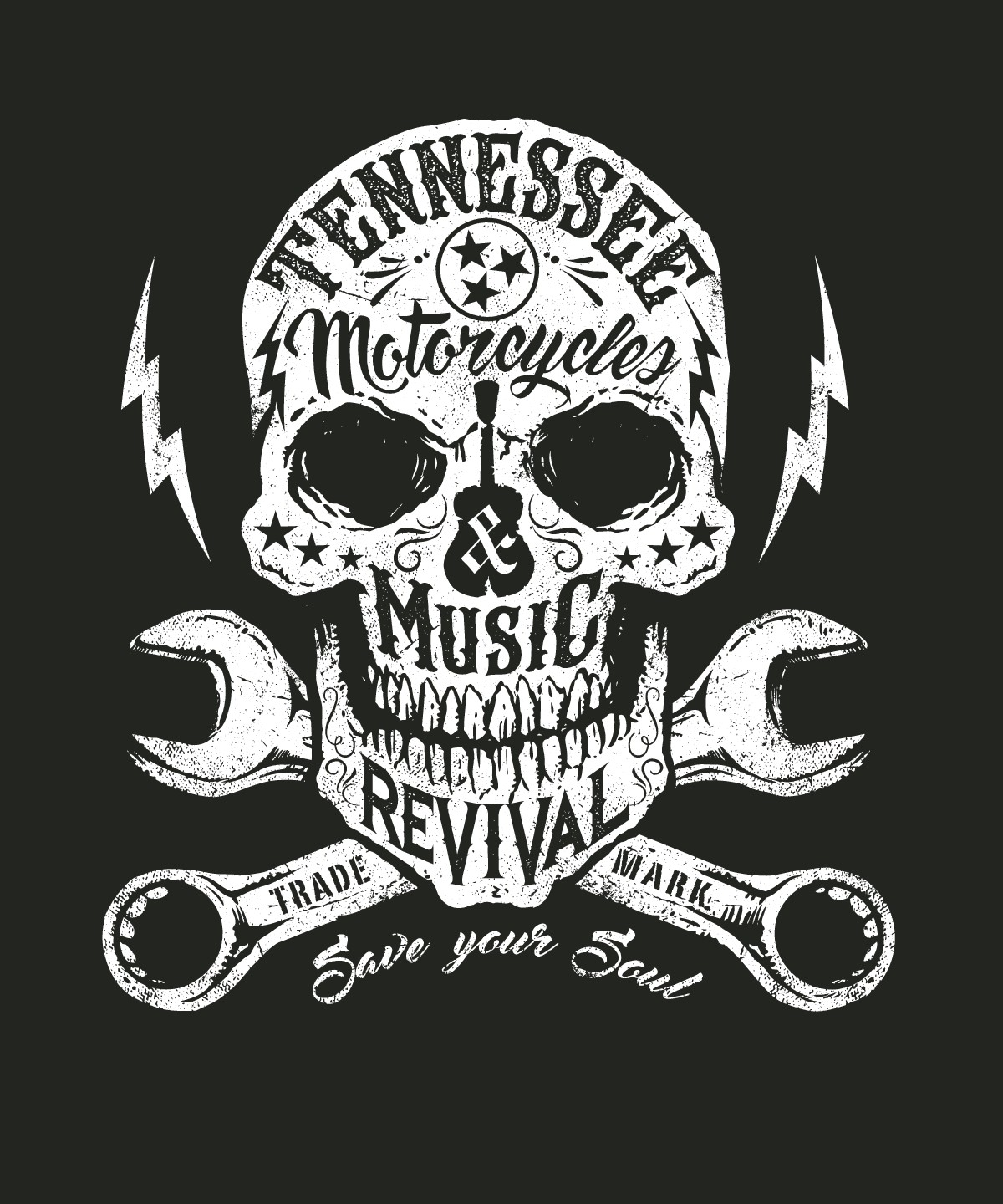 Tennessee Motorcycles And Music Revival Merch