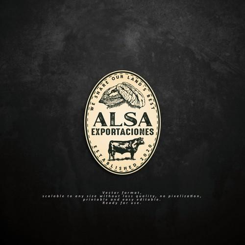 Logo for Alsa Exportaciones company