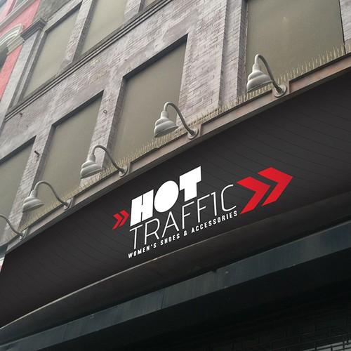 Hot Traffic needs a new signage