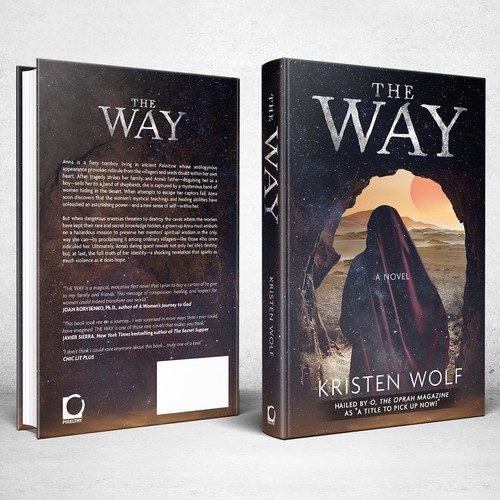 Book cover for The Way
