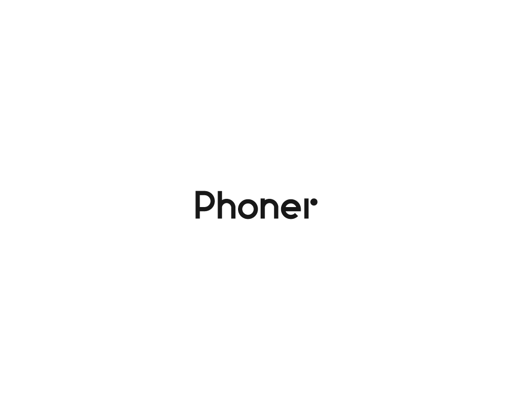 We are the PHONER company.  May the force be with you! :) Love and Peace