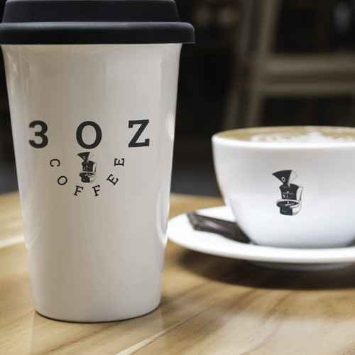 simple concept for coffee roasters