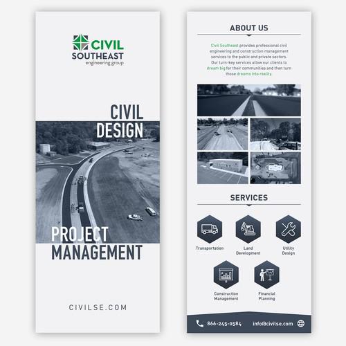 Civil Southeast Flyer Design