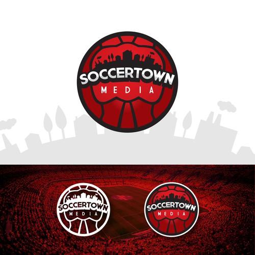 Soccer Media Logo