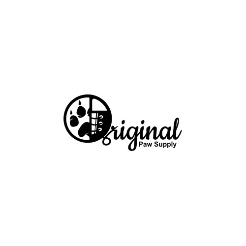 Original Paw Supply Logo