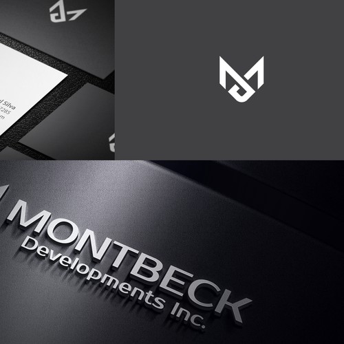 New logo and business card wanted for Montbeck Developments Inc.