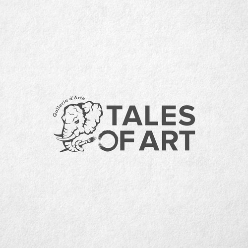 logo for tales of art