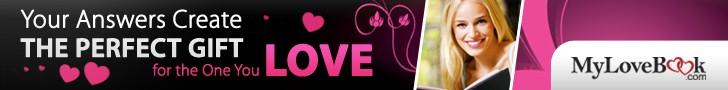 MyLoveBook.com needs new Valentines Day banner ads