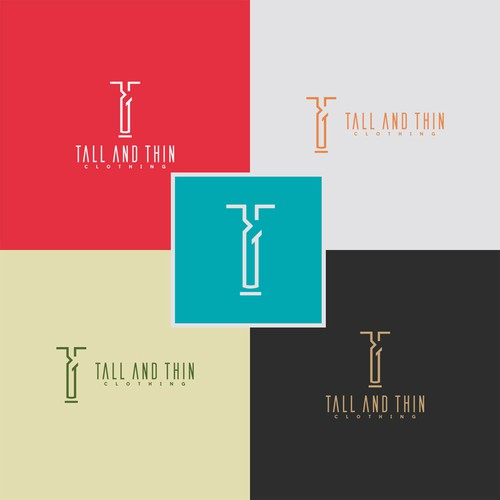 Tall and Thin Clothing