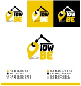 towbe logo towbe created by you
