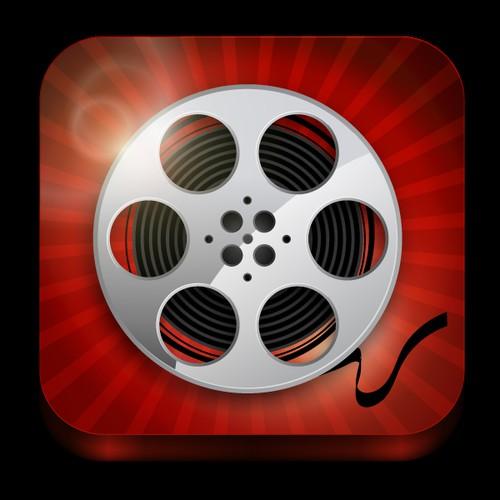 Icon design for iOS app MoviePal