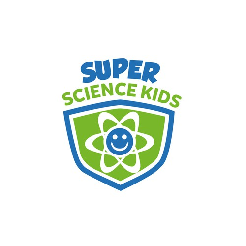 Super science logo