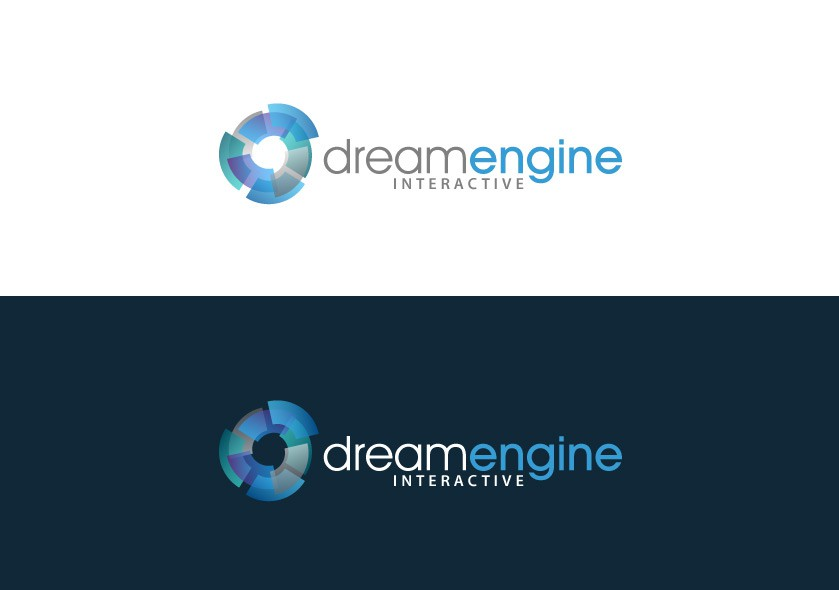 Help Dream Engine Interactive with a new logo