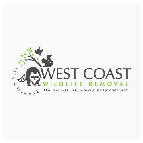 Wildlife Removal Logo