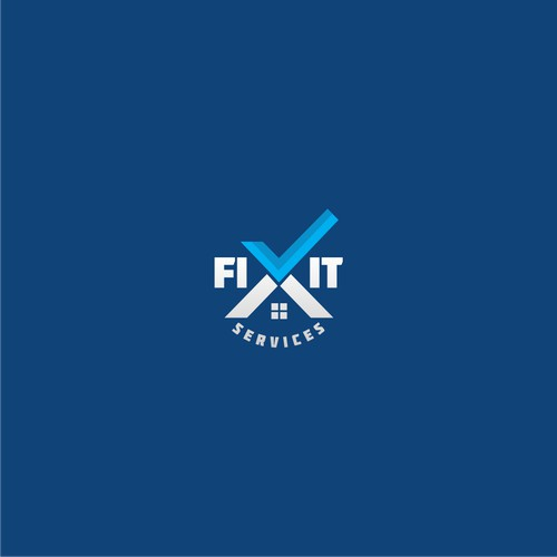 FIX IT service logo designs