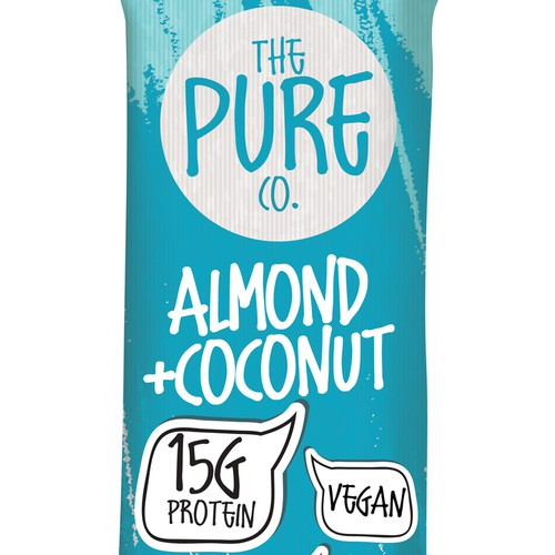 Packaging design for Protein bar