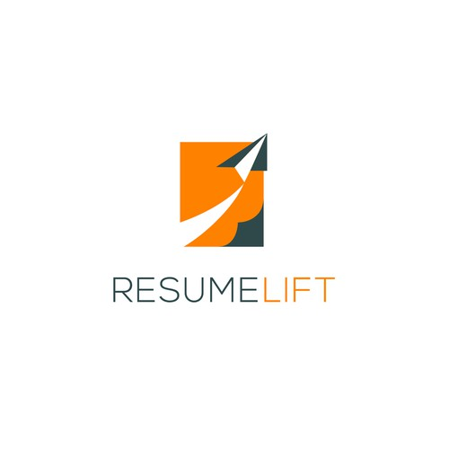 Resume Lift logo concept