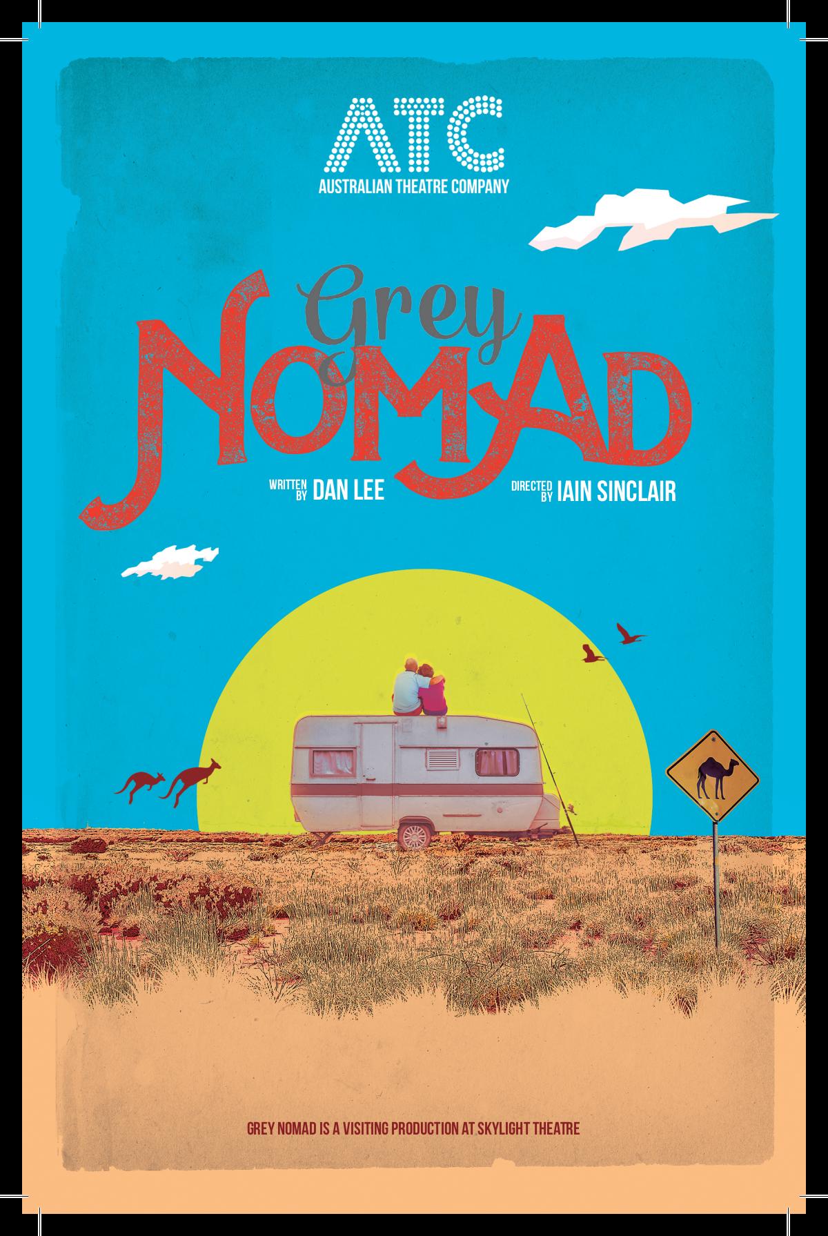 Grey Nomad show program