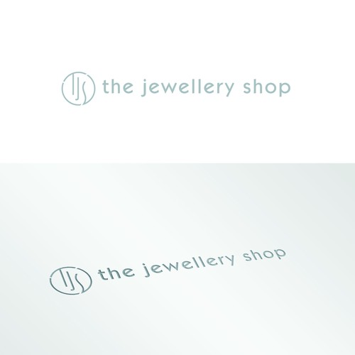 Imaginative new logo design for an online jewellery store.