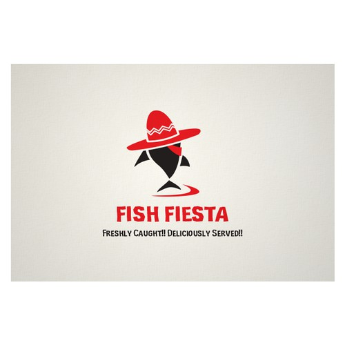 Fish Fiesta needs a new logo