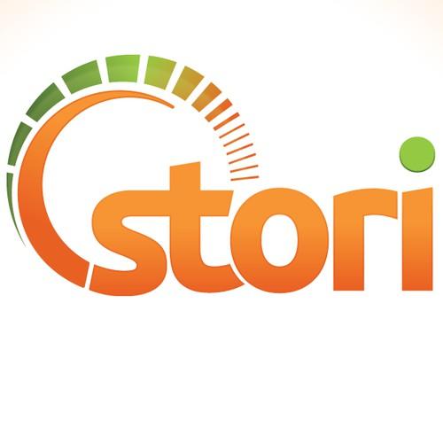 """Logo for """"Stori"""""""
