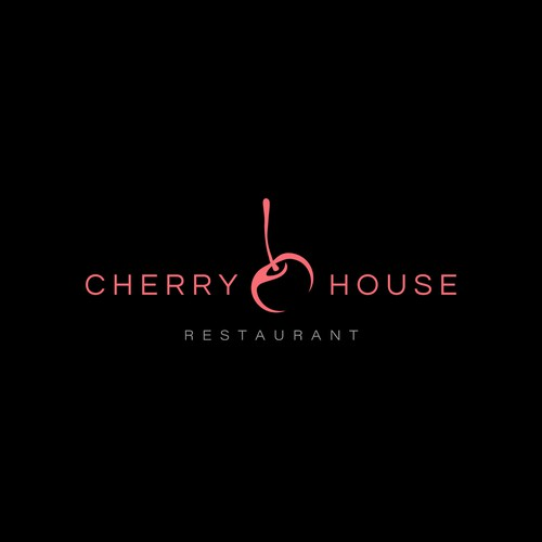 Sophisticated concept of restaurant logo
