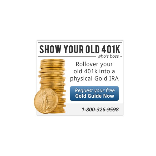 Banner ad for American Bullion