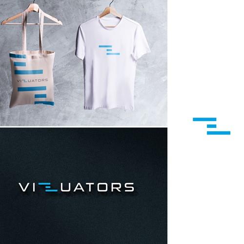 Data logo concept