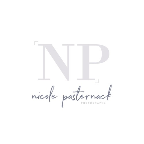 Logo for personal photography business